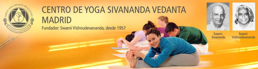 Centro de Yoga Sivananda Madrid