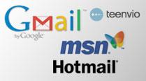Filtros antiSpam de Hotmail y Gmail