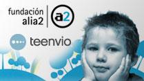 Acuerdo de colaboración entre fundación Alia2 y teenvio