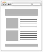 Creación y diseño de Newsletter básica