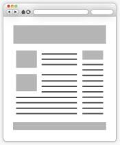 Creación y diseño de Newsletter media