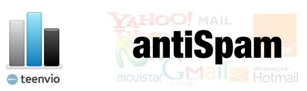 Filtros antispam de la compañias de correo