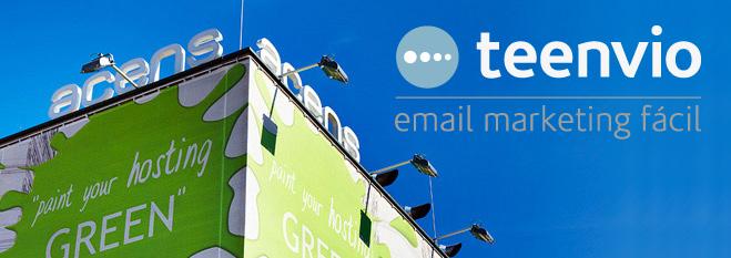 Nuevo acuerdo de infraestructura en email marketing con acens