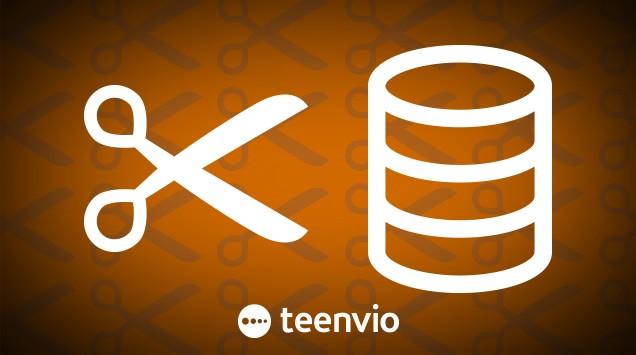 Segmentar bases de datos