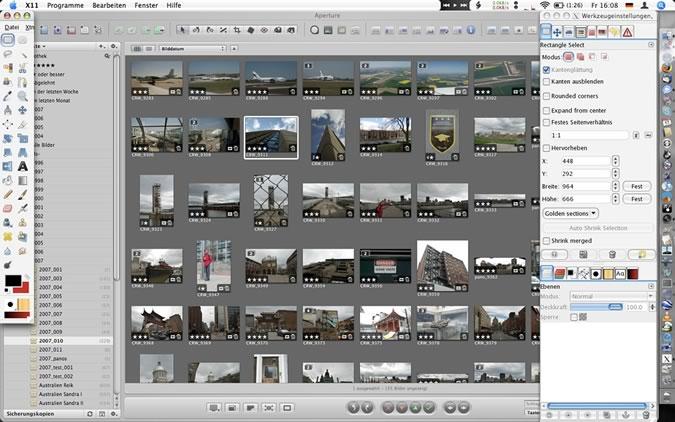 Cómo optimizar imágenes GIMP