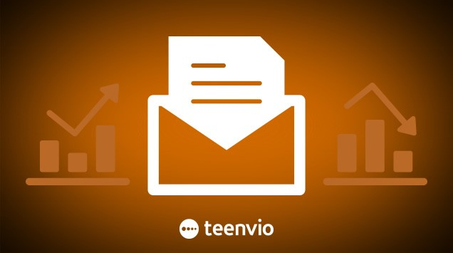 Tasa de apertura email marketing