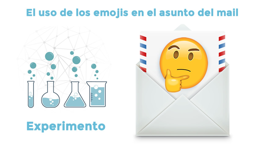 Uso emojis asunto mail