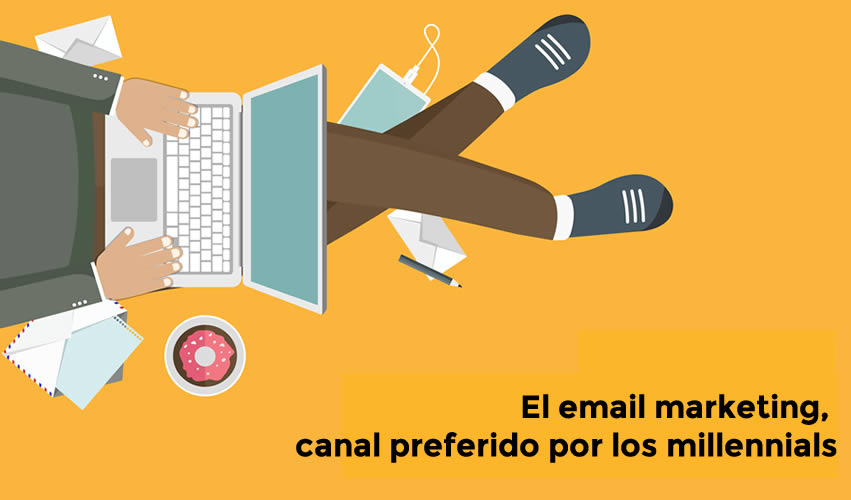 email marketing millennials